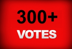 I will Get Permanent & Real 300+ Google Plus Votes for your Website Link