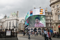 I will put your logo, photo  on 20 billboards at famous places virtually in HD