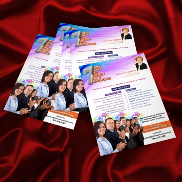 design Brochure, Flyer, Forms, Electronic Forms, Sign Banner, Web Banner, Social Media Face page