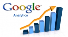 I will set up Google Analytics and permanently send weekly visitor reports