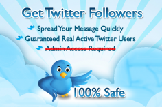 I will give you 10,000+ real twitter followers in just 18hours