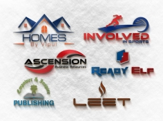 I will make Professional and eye catching logo