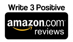 I will write 3 positive reviews on your Amazon products