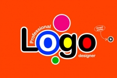 I will design PROFESSIONAL logo with in 24 hrs