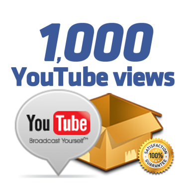 give 1000+ Safe YouTube views