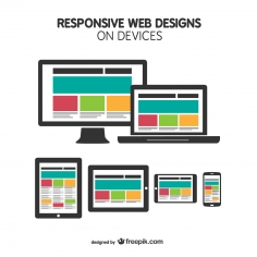 I will build you a 1-5 page website for your business