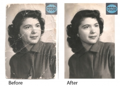I will Repair, Restoration and Retouching your Old Image in 24 hours