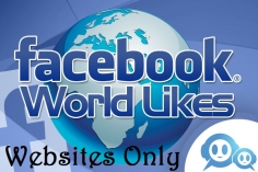 I will give 1200 likes to your blog post, website or link