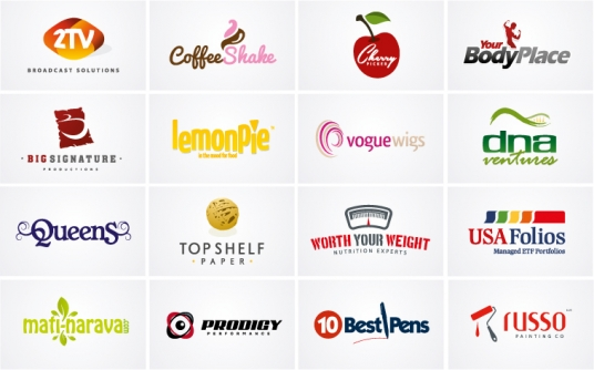 design 2 logos as a Recognized, Award Winning Logo Designer