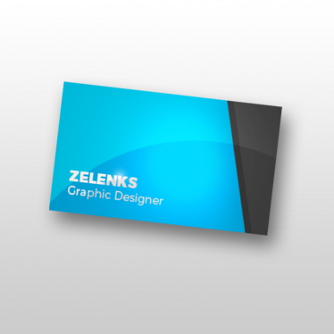 design a professional looking business card
