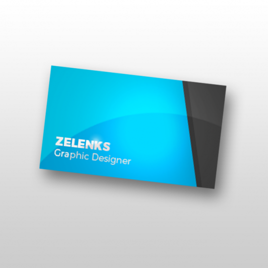 I will design a professional looking business card