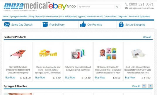 design advance responsive ebay store listing template compliance to