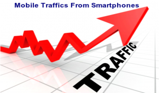 I will Get you 3500 Mobile Traffic