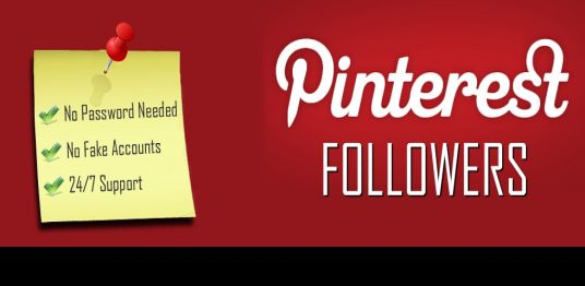 I will give you 250 HQ pinterest followers to build your brand  - hottest pinterest service on fi
