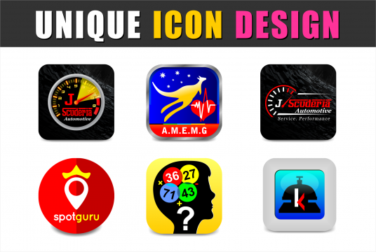 I will design app icon