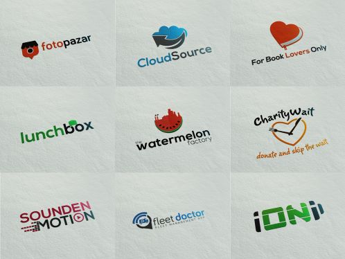 design 3 different logo concepts with unlimited revisions