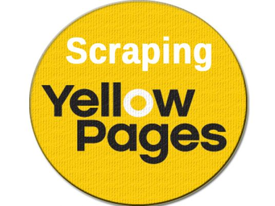 I will Scrape or Extract 1000 plus b2b data from yellowpages USA, UK, Australia, Canada