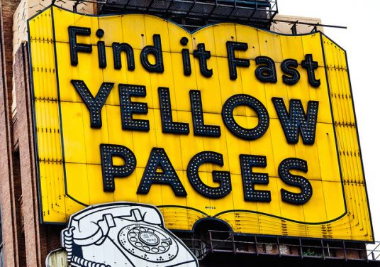 I will collect 500 email from yellow pages about any business category