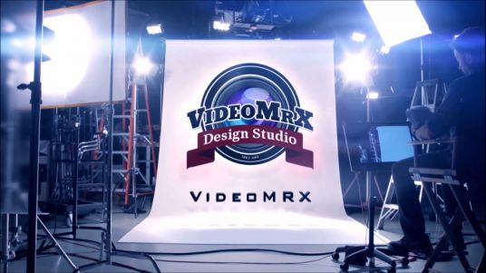 create an AWESOME Studio Camera Logo reveal