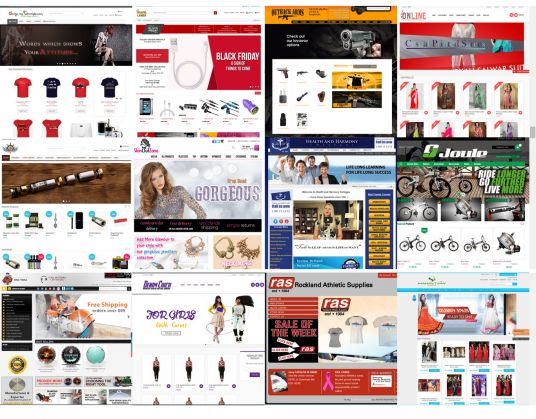 I will create responsive eCommerce website in Magento