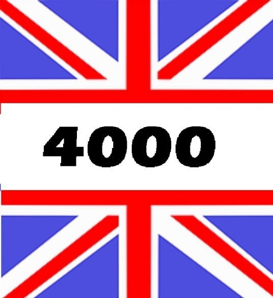 I will send 4000 UNIQUE  UK   Website Traffic Live Analytic with EXTRAS