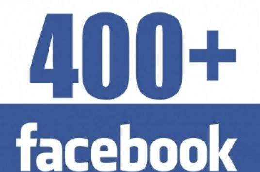 I will add 400 Facebook fan page likes and  FREE 400 Post