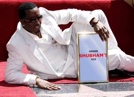 give 20 HD photos of celebrities holding your sign, logo, website or any photo