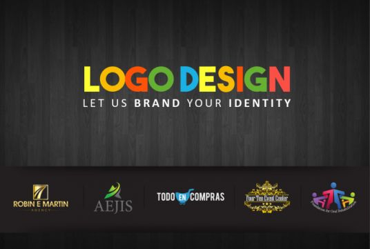 I will design your professional logo with unlimited concepts & unlimited revisions