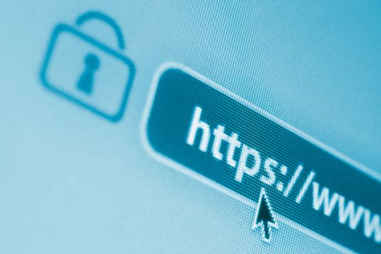 install a SSL certificate at your server