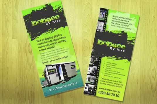 design Professional Flyer and brochure