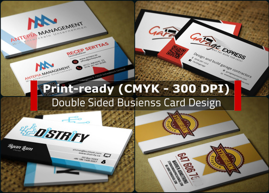 I will make stylish and professional BUSINESS card