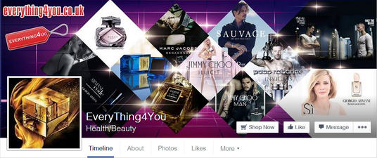 I will design amazing Facebook cover, Social media covers
