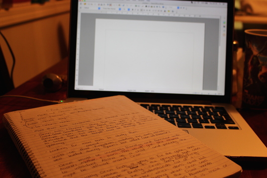 I will type up your handwritten documents into a word document. (Maximum of 10 handwritten pages.