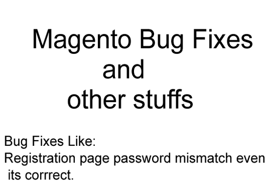 I will do interspire bug fixing