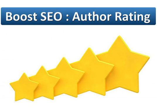 add a technique of WordPress post rating by author to boost SEO