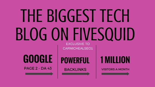 I will let you guest blog on my Google page 2 high pr ranked business tech site