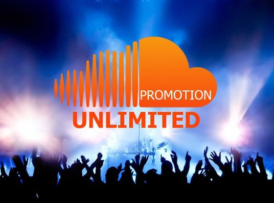 I will do SoundCloud MEGA Promotion