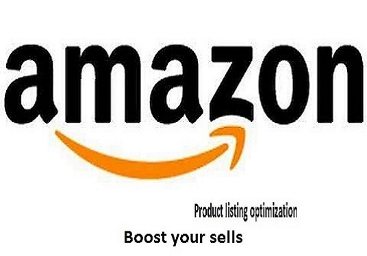 I will do your amazon product listing optimization
