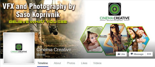 design an OUTSTANDING Facebook Cover