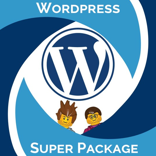 I will provide a Wordpress Super Package!! Ready-To-Go installation including config. themes and
