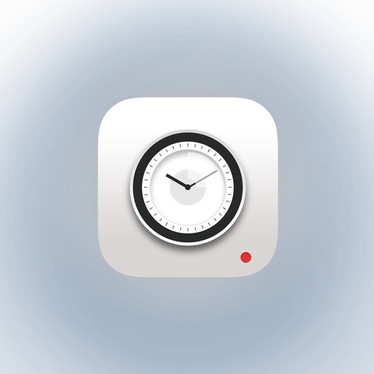 design minimalist app icon