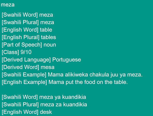 I will translate 20 minutes of audio between English and Kiswahili