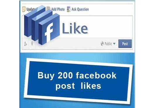 I will Add 200+ Facebook Shares to your Post/Photo/ Website/ Blog /Video Within 24-48 hours