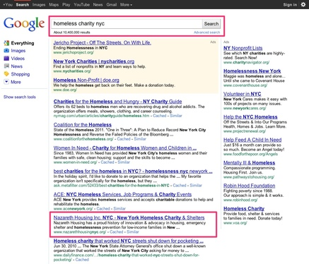 do keywords research to get you to 1st page on Google rankings