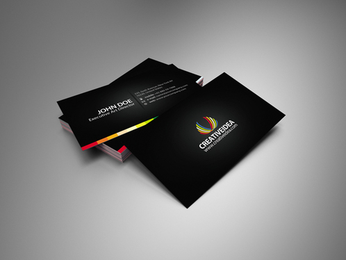 Design a professional double sided business card for 5 design98 cccccc design a professional double sided business card reheart Images
