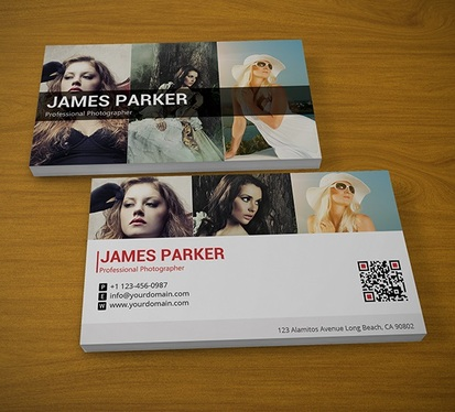design a Professional Double sided Business Card