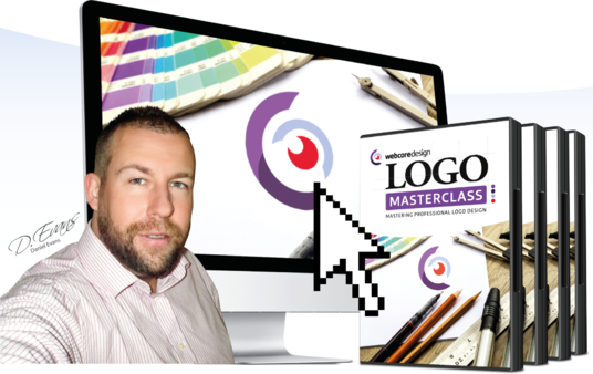 I will give you exclusive access to my online professional logo design course