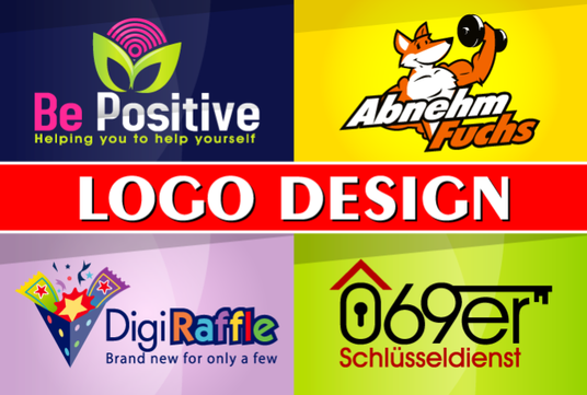 Design an outstanding  Logo and mock ups