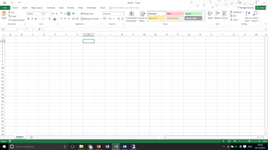 I will create a VBA code that will work with a spreadsheet to overcome  a current problem you are