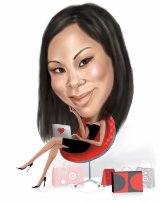 I will Draw a Professional Caricature for You